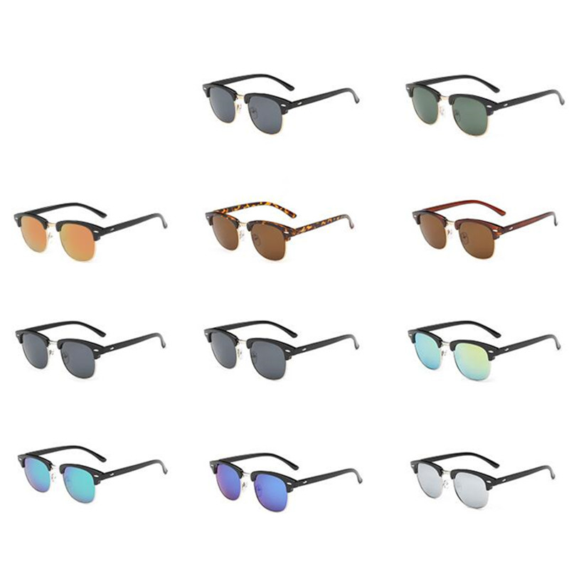 Préférence Carré de luxe Hommes lunettes de Soleil Femmes Marque Designer  IT47