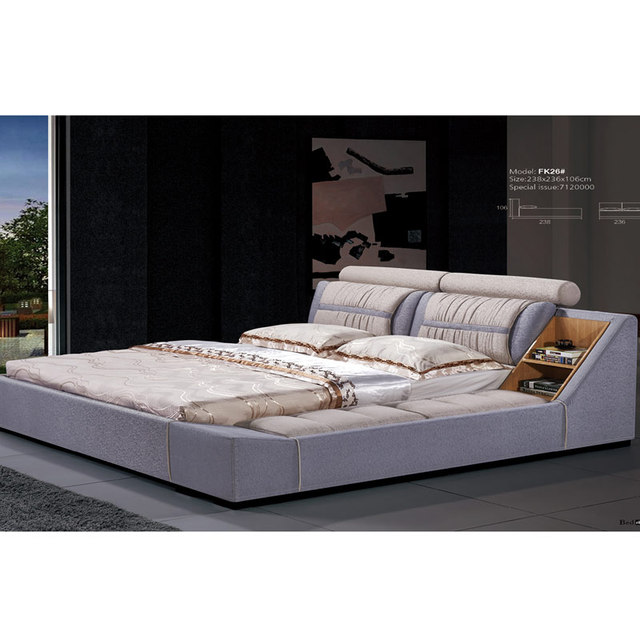 White Grey Cheap Bedroom Furniture Sofa Bed For Sale Philippines In