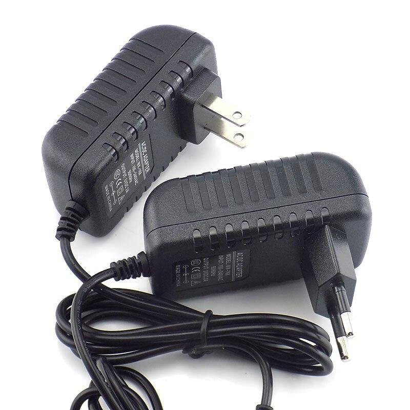 Micro USB AC to DC Power Adapter supply US EU Plug Iuput 100V - 240V Converter charger Output DC 5V 2A 2000mA for Raspberry Pi