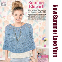 Hilos 100% Cotton Silk Crochet Thread Skeins For Knitting Women Summer Dresses Lace Threads Lurex Luxruy Clothes Hand Knit Yarn