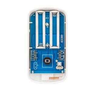 Image 3 - 2 ピース/ロット 433 315MHZ のワイヤレス PIR センサーワイヤレス motion センサーワイヤレス Wifi ホームセキュリティ警報システム G90B バッテリー