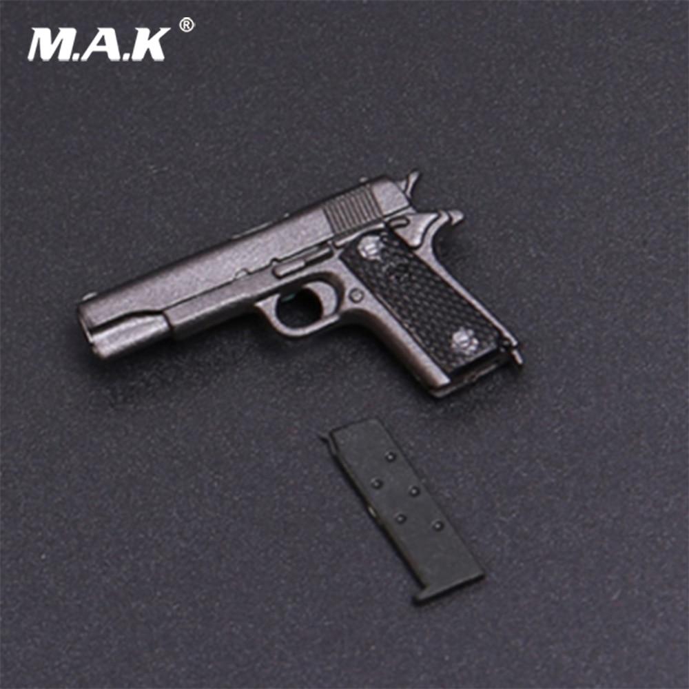 1:6 Scale M1911 Gun Dismantled Pistol Model Gun Toys Movie Weapon Props For 12