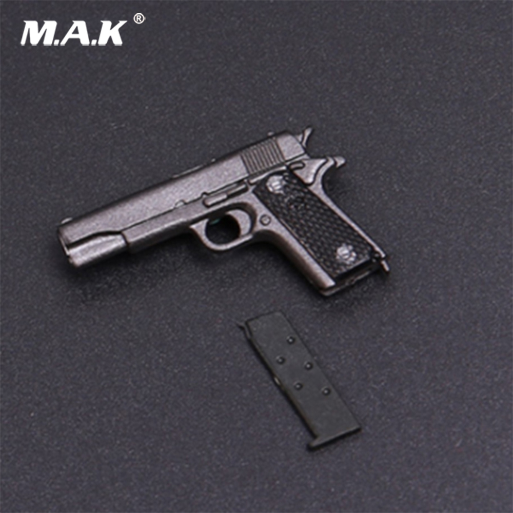 Ultimate Soldier 1//6 Scale Colt M1911A1 .45 ACP Pistol With Tactical Flashlight