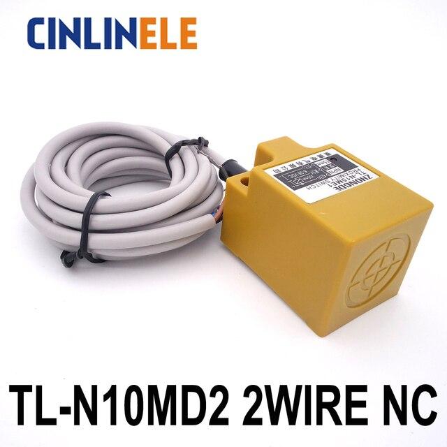 Brilliant Tl N10Md2 10Mm Sensing Dc 2 Wire Nc Cube Shell Inductive Screen Wiring 101 Mecadwellnesstrialsorg