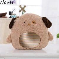 Nooer New Arrival Kawaii Lovely Bear Totoro Plush Toy Rabbit Animal Doll With Blanket For Bbaby Kids Children Birthday Gift