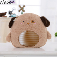 Nooer New Arrival Kawaii Lovely Bear Totoro Plush Toy Rabbit Animal Doll With Blanket For Bbaby