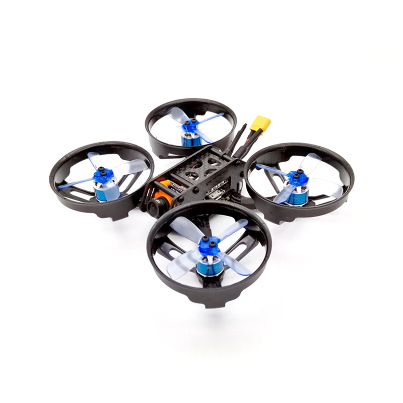 SPC Marker 110NG 110mm FPV Racing Drone With Omnibus F4 Mini 28A 4 in 1 BLheli_s 5.8G 48CH VTX RC FPV Quadcopter BNF VS Eachine