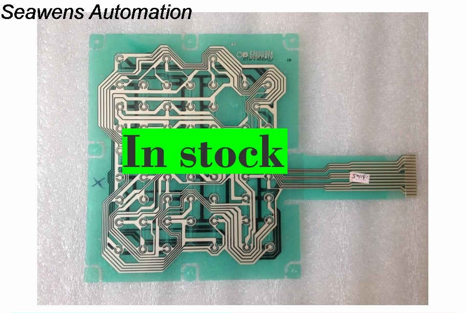 Membrane keypad for FANUC A02B-0281-C125#MBR/TBR Repair membrane keypad for ccx trophy trex repair