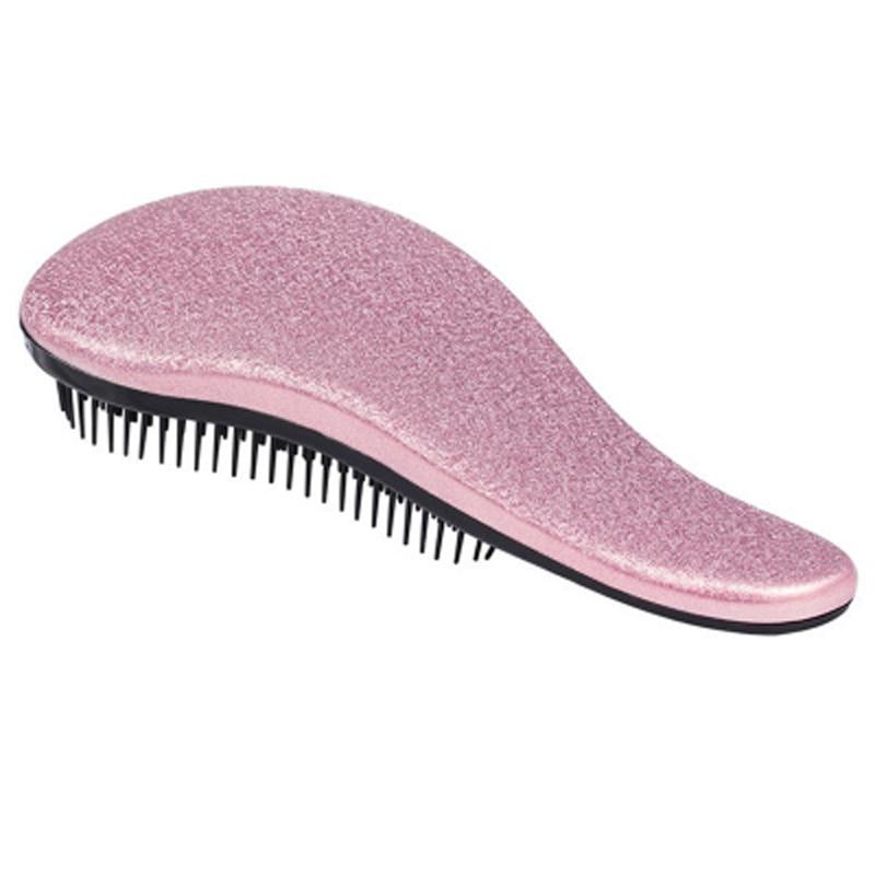 Magic Detangling Hair Brush Comb Professional Massage Hair Comb - Hårvård och styling - Foto 2