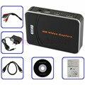 HD Video Capture EZCAP 1080 P Игре Захвата HDMI YPbPr Рекордер Коробка в USB Диск с Редактировать Программного Обеспечения для XBOX One/360 PS3 Новые