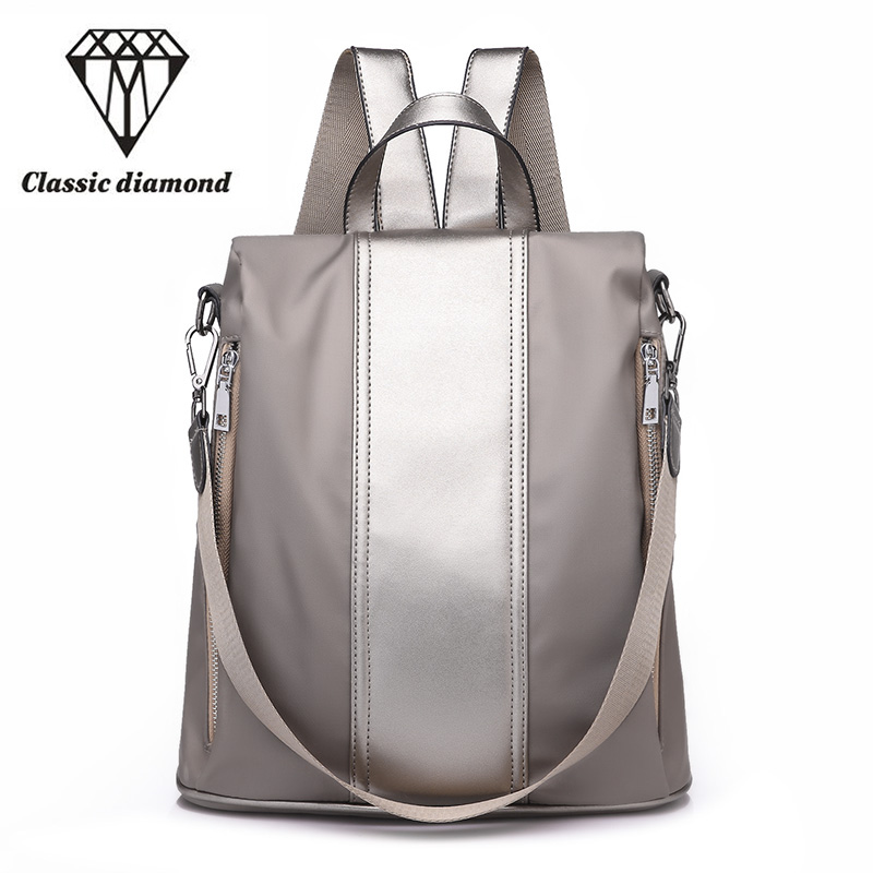 New brand fashion women backpack Patent leather+PU school backpacks for teenage girls 2018 casual large capacity shoulder bags 2018 new fashion backpacks for teenage girls large capacity travel backpack women s pu leather backpack school bags casual women