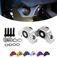 2pcs/set Engine Motor Torque Mount Kit B series/D series For 1992 2001 Honda Civic EG EK JDM