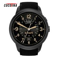 COCOTINA Android Smartwatch Phone Accessories Quad Core GPS Positioning Heart Rate Health Monitor Exercise Smart Watch LSB01368