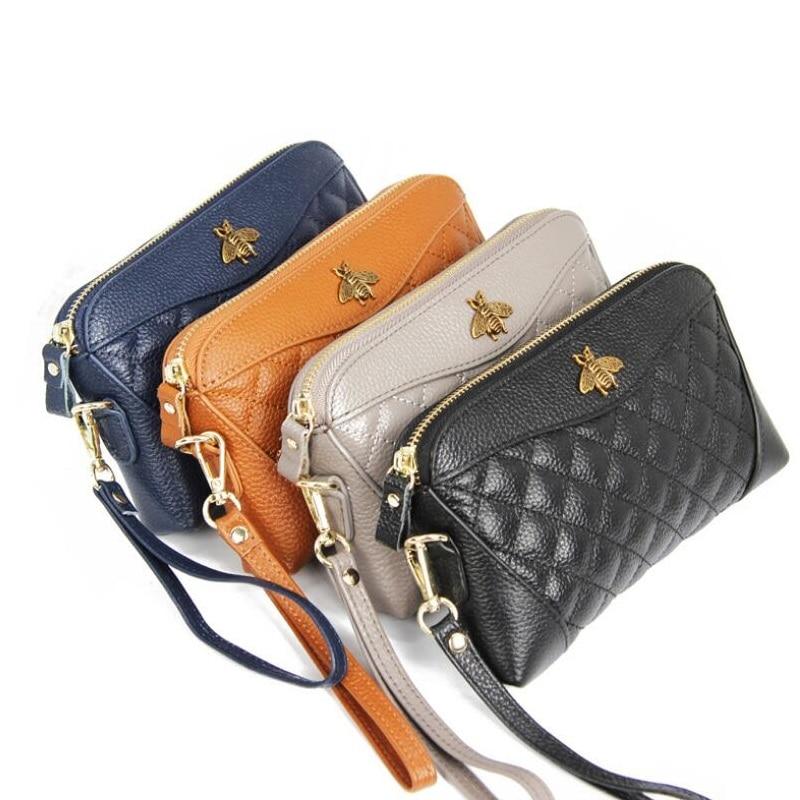 Luxury Brand New 100% Cow Genuine Leather Organizer Men Wallets Card Holder Travel Passport Wallet Women Famous Designer