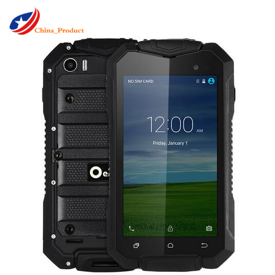 Oeina XP7700 IP67 Really Waterproof Dustproof Shockproof Mobile Phone Quad Core 3000mAH Android 5 0 3G