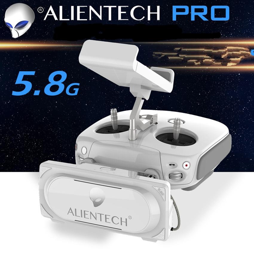 ALIENTECH 3 Pro 5.8G Antenna Signal Booster Range Extender for DJI Mavic 2 Pro/Phantom 4 V2.0/Inspire quadrocopter Accessories стоимость