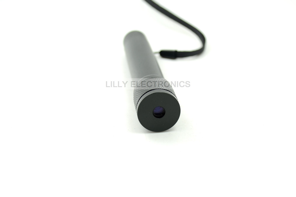 808T-200-14500 808nm Powerfull Focusable IR Infrared Laser Pointer