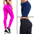 Women's Running Pants Compression Tights Sexy Hips Push Up Leggings Fitness Pants Quick Dry Elastic Trousers