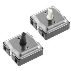 4 pozycyjny przełącznik obrotowy OFF/niska/średni/High dla termowentylator 1pc Części do nagrzewnicy elektrycznej    -