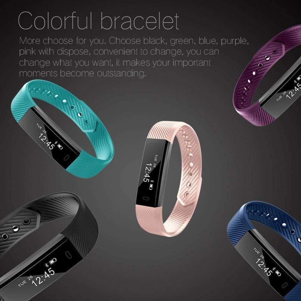 <font><b>Fitness</b></font> Bracelet Smart Clock Band <font><b>Fitness</b></font> Watch xiaomi pk