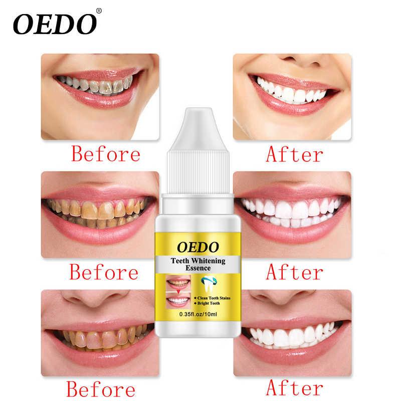 OEDO Làm Trắng Răng Tinh Chất Bột Vệ Sinh Răng Miệng Làm Sạch Serum Giúp Loại Bỏ Các Mảng Bám Vết Bẩn Răng Tẩy Trắng Răng Nha Khoa Dụng Cụ Lấy Kem Đánh Răng