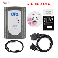 Auto Diagnostic Tool for To-yota IT3 Global Techstream GTS OTC VIM OBD Scanner better than To-yota IT 2 Free shipping