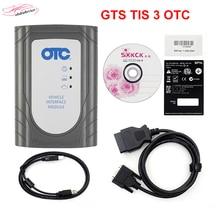 Автомобильный сканер OTC TIS3 для Toyota сканирования IT3 Глобальный Techstream VIM OBD диагностический инструмент лучше, чем 2 Бесплатная доставка