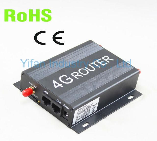 R220 4 g wifi router para américa com slot para cartão sim e SMA antena externa