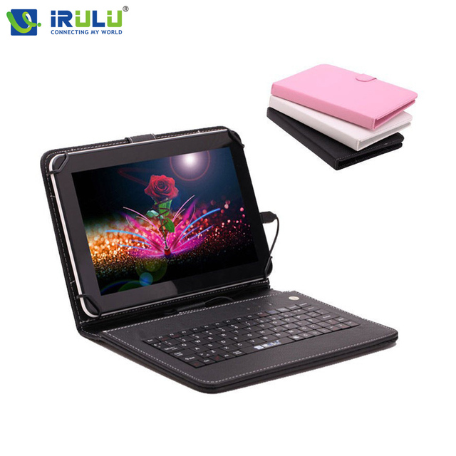 Original irulu expro x1pro 9 ''android 4.4 tablet pc rom 8 GB GMS Quad Core de Doble Cámara de Bluetooth WiFi w/EN Teclado Caliente
