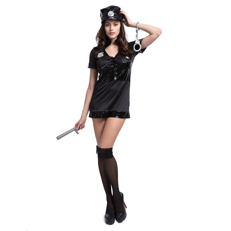 Sexy uniform fancy dress 6
