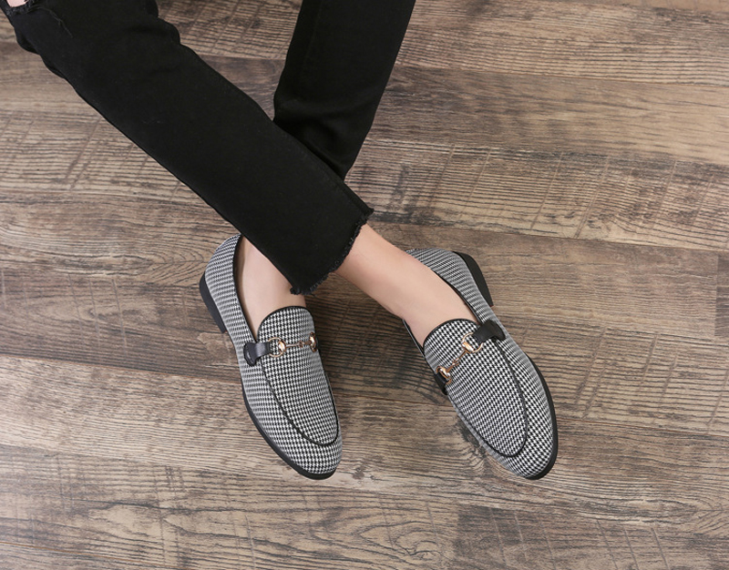 0f863bcaa06 Shoes - 2018 Men Fashion Business Flat Slip-On Dress Loafers Doug ...