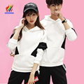Couples Sweatshirt Lovers Clothes Winter Tops New Hot Sale Casual White Black Hooded Cute Korean Matching Couple Hoodies Coat