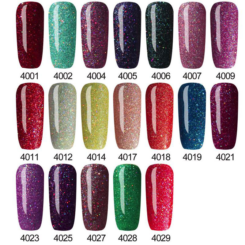 2018 high quality gel lacquer uv gel nail polish soak off led lucky attention pleaseif you want to get the effect as picture showyou need to apply this gel on the base and top coat before use neon nail gel solutioingenieria Choice Image