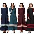 2017 Новый Исламский Платья Мусульманские Для Женщин Длиной Макси Халат Малайзия Турецкий Abayas В Дубае Дамы Одежда Мусульманских Женщин Платья