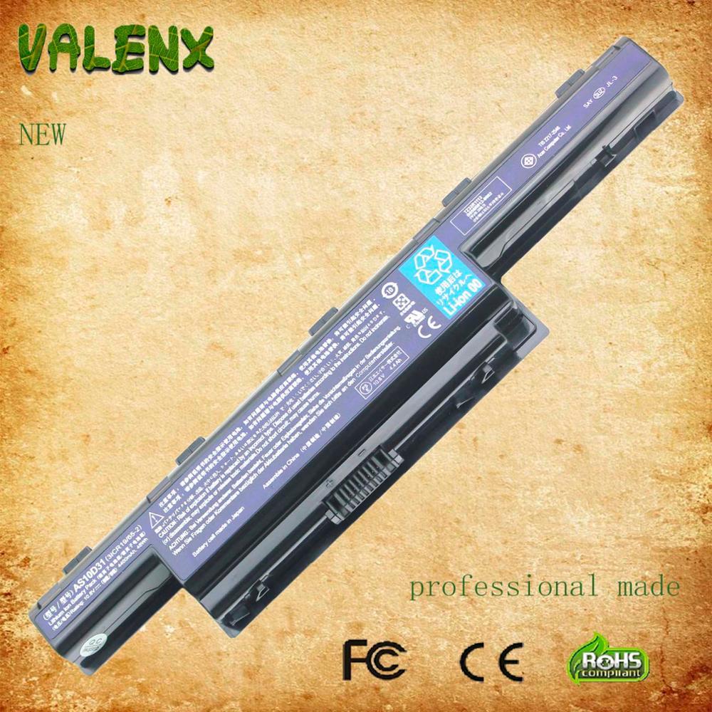 Battery for Acer Aspire 4741 4741g 5552 5551G 5560G 5733Z 5741G 5741 5750G 5755ZG 7741G 7750G AS10D31 AS10D73 AS10D75 wzsm original power switch button board with cable for acer aspire 5741 5741g 5742 5552 button board ls 5893p tested well