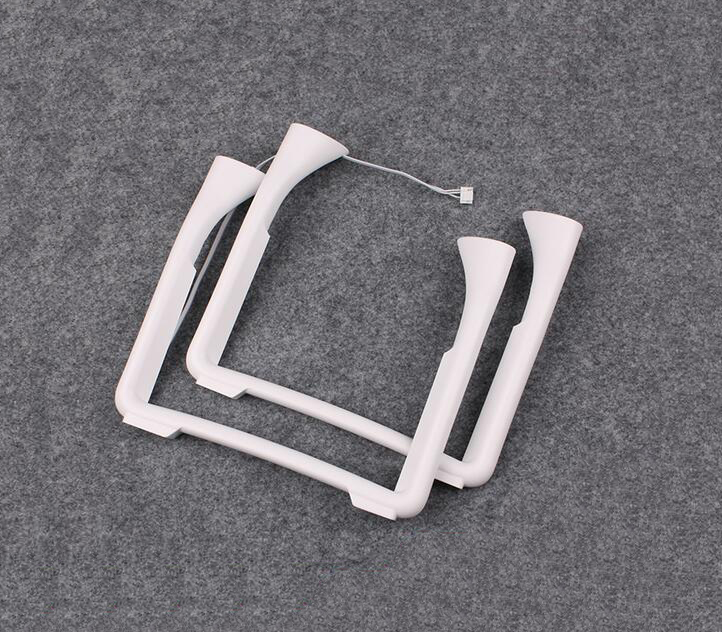 Free Shipping 1pair Landing gear feet Bracket Tripod spare parts for DJI Phantom 3 Standard Professional Advanced 4K version