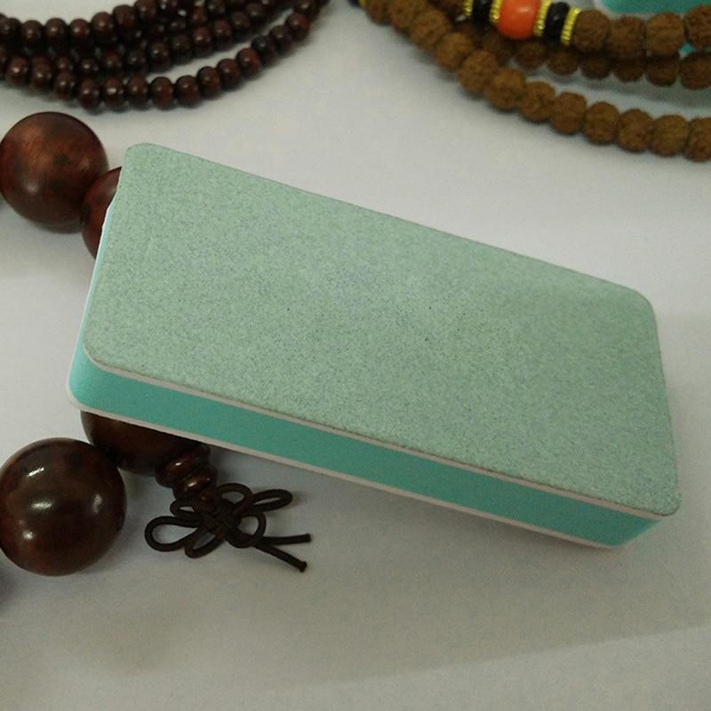 Professional Jewelry Beads Polishing Tool Sponge Buffing Pad Plate Polisher Nail Art Manicure Herramientas Para Joyeria
