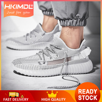 HKIMDL 2019 New Comfortable Fashion Men'S Popular Casual Shoes Men Lightweight Breathable Shoes Male High Quality Sneaker