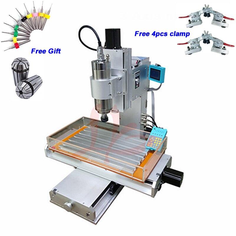 Tipo CNC Máquina de Gravura 1500 W 2200 W Coluna pilar Tipo de CNC Router 3040