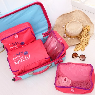 Multifunctional travel folding receive bag soft clothing storage bags toiletry Free shipping