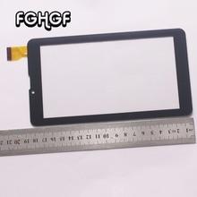 """FGHGF película Libre + Nueva Pantalla táctil De 7 """"TEXET TM-7866/G700 Haier 3G Tablet Digitalizador Del Sensor de Cristal de Reemplazo Del Panel"""