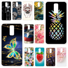 TAOYUNXI Phone Cases For BQ 5591 Jeans Mobile Case Silicone Cover BQ5591 Soft TPU Painted case bag Fundas