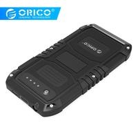 ORICO Multi Function Car Emergency Battery Charger Mini Portable Mobile Power Bank 4000mAh Booster Starting Power Bank