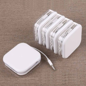 10 pieces lot Earphones in ear earpiece with microphone for iphone 5 5s 6 6plus