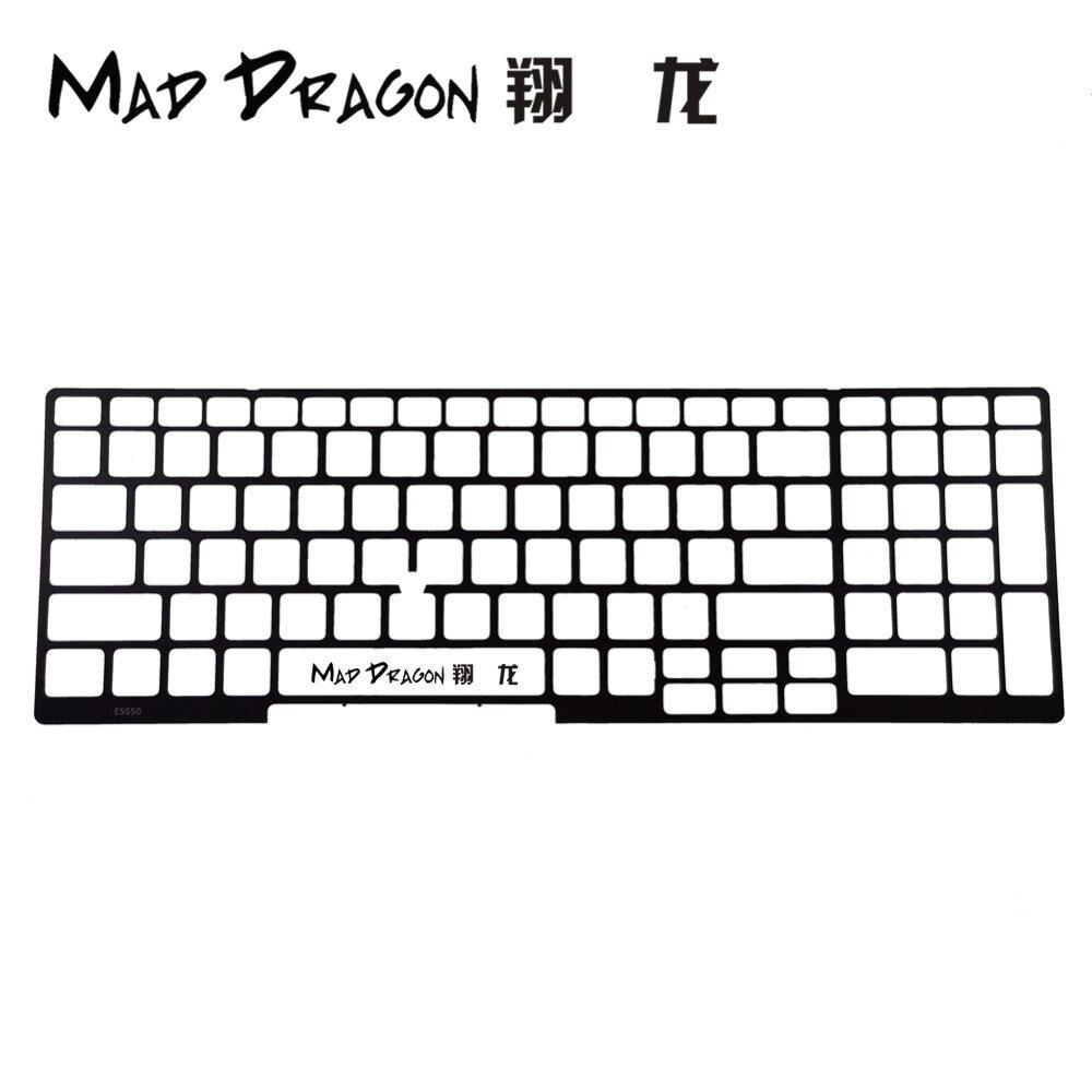 LOUCO DRAGÃO Marca Laptop EUA keyboard quadro moldura Para Dell LATITUDE E5550 5550 teclado moldura quadro 011R8P 11R8P 0 11R8P