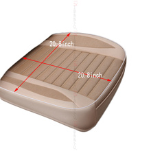 Car Seat Cushions pad Styling Cover For Volvo C30 S40 S60L V40 V60 XC40 XC60 XC90 SUV Series Free Shipping