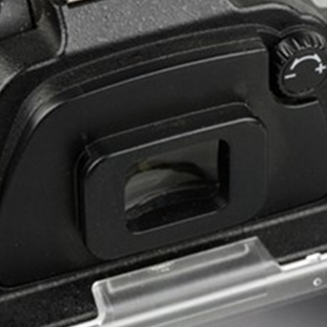 HONGDAK 2pcs DK-23 New DK 23 Rubber EyeCup Eyepiece For NIKON D600 D610 D700 D750 D7000 D7100 D7200 D90 D80 D70S D70 D70S D60