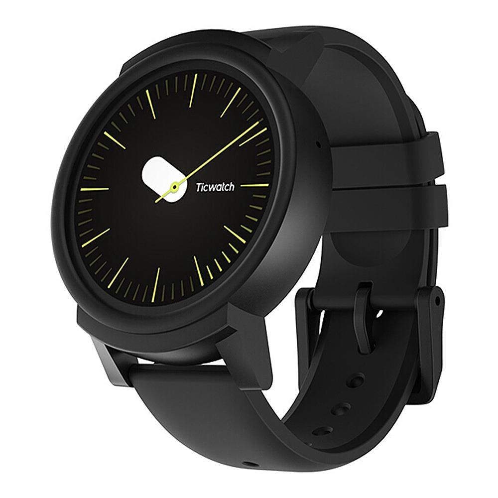 Original Ticwatch E Expres Smart Watch Android Wear OS MT2601 Dual Core Bluetooth 4.1 WIFI GPS Smartwatch Phone + One Free Strap