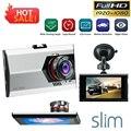 1 ШТ. Универсальный 3 Дюймов Full HD 1080 P Автомобильный ВИДЕОРЕГИСТРАТОР Камеры Черточки g-сенсор Автомобиля Video Cam Recorder бесплатная Доставка
