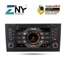 7 «Android 9,0 автомобильный DVD для Audi A6 S6 RS6 1997 1998 1999 2000 2001 2002 2003 2004 Радио Стерео gps навигацией, Wi-Fi, задний Камера